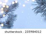 christmas tree | Shutterstock . vector #235984012