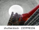 Thermal Power Plant With Large...