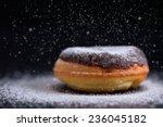Sprinkling Sugar On Delicious...