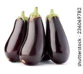 Eggplant Or Aubergine Vegetabl...
