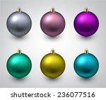 vector illustration of shiny...   Shutterstock .eps vector #236077516
