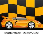 vector illustration. car. | Shutterstock .eps vector #236097022