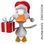 fun duck  | Shutterstock . vector #236114116