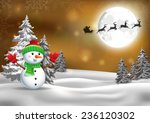 Background With Santa      S...