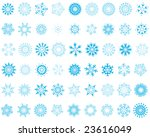set of different vector... | Shutterstock .eps vector #23616049