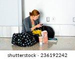 september 12  2014  iah ... | Shutterstock . vector #236192242