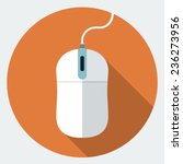 vector mouse icon | Shutterstock .eps vector #236273956