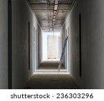 construction site room passage  | Shutterstock . vector #236303296