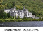 Kylemore Abbey On The Lake....