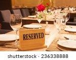 reserved | Shutterstock . vector #236338888