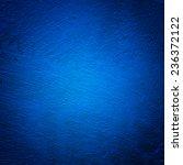 concrete blue darken wall... | Shutterstock . vector #236372122