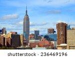 new york city  ny oct 29 ... | Shutterstock . vector #236469196