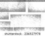 grunge texture   abstract stock ... | Shutterstock .eps vector #236527978