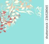 butterflies design | Shutterstock .eps vector #236528065