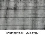 the isolation wall | Shutterstock . vector #2365987