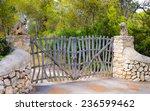 Wood Gates  Mallorca