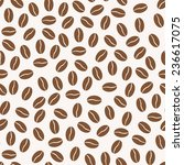 vector seamless pattern with... | Shutterstock .eps vector #236617075
