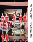 bangkok   december 9   pretty...   Shutterstock . vector #236626246