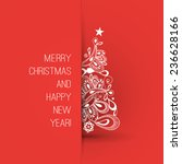 Christmas Greeting Card Design...