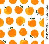 watercolor seamless pattern... | Shutterstock .eps vector #236633662