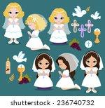 set of design elements for... | Shutterstock .eps vector #236740732