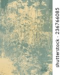 old grunge texture   Shutterstock . vector #236766085