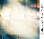 summer background in lomography ... | Shutterstock . vector #236870482
