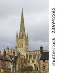 Norwich Cathedral  Norfolk ...