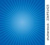 blue background   sunburst... | Shutterstock .eps vector #236951425
