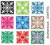 pattern03   Shutterstock .eps vector #2369701