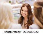 communication  friendship and... | Shutterstock . vector #237003022