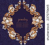 jeweler decoration. scope ... | Shutterstock .eps vector #237070645