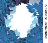 abstract illustration of... | Shutterstock .eps vector #237085372