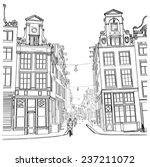 vintage illustration of...   Shutterstock .eps vector #237211072