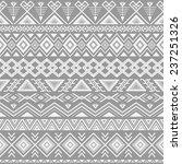 ethnic seamless pattern. aztec... | Shutterstock .eps vector #237251326