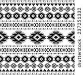 ethnic seamless pattern. aztec... | Shutterstock .eps vector #237251332