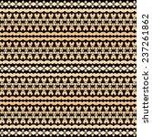 brown beautiful paper cut style ...   Shutterstock . vector #237261862