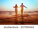 honeymoon of your dream | Shutterstock . vector #237304462