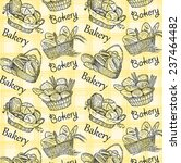 bakery set | Shutterstock .eps vector #237464482