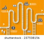 step by step infographics...   Shutterstock .eps vector #237538156