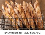 French Baguettes In Metal...
