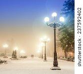 Footpath In A Fabulous Winter...