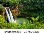 Majestic Twin Wailua Waterfall...