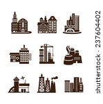 various types of construction.... | Shutterstock .eps vector #237604402