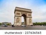 paris  france   july 14 2014 ... | Shutterstock . vector #237636565