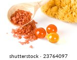 spa products  natural sponge ...   Shutterstock . vector #23764097