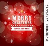 winter background | Shutterstock . vector #237643762