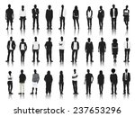 vector of people | Shutterstock .eps vector #237653296