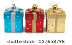 Christmas Decorative Gift Boxes ...