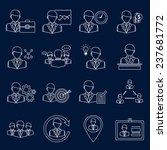 effective management modern... | Shutterstock . vector #237681772
